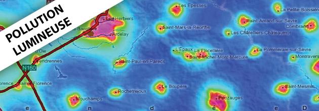 L'état du ciel en Vendée