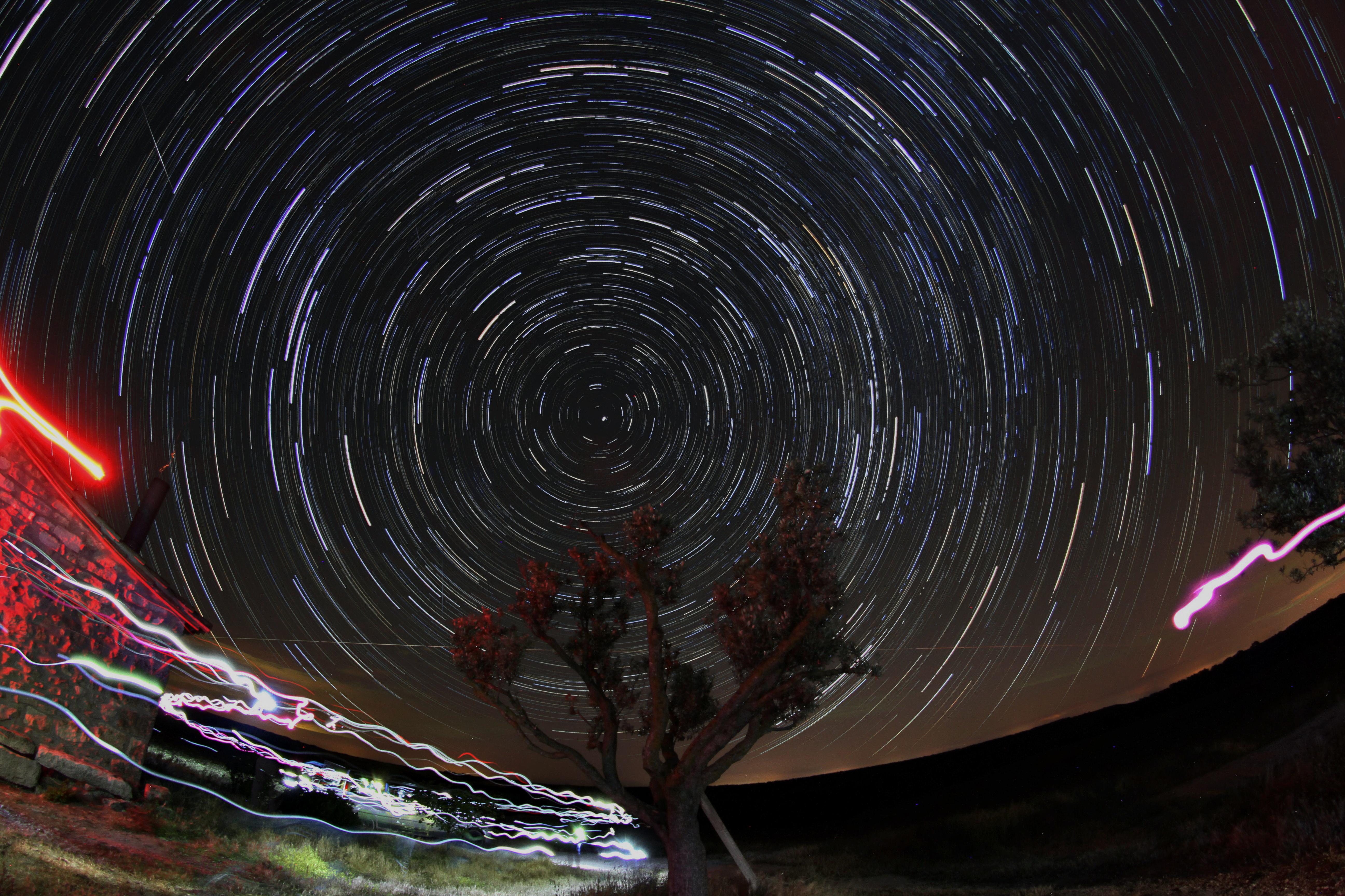 Découvrez l'astrophotographie – Nuits des Étoiles 2015!