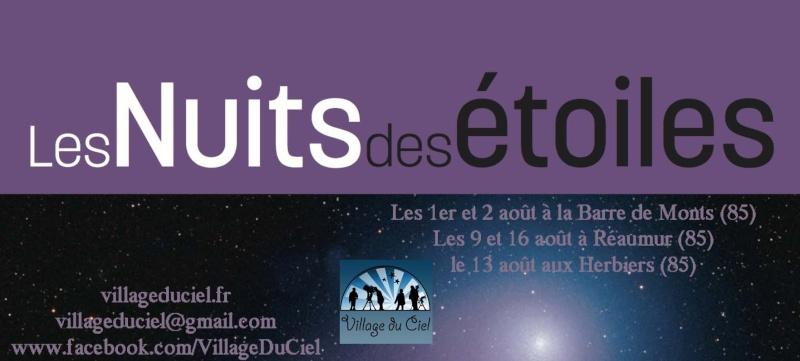 affich11 Nuits des Etoiles 2014