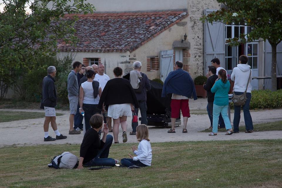 Village du ciel Nuit à la Belle Etoile 2015 - 4 Juillet (1)