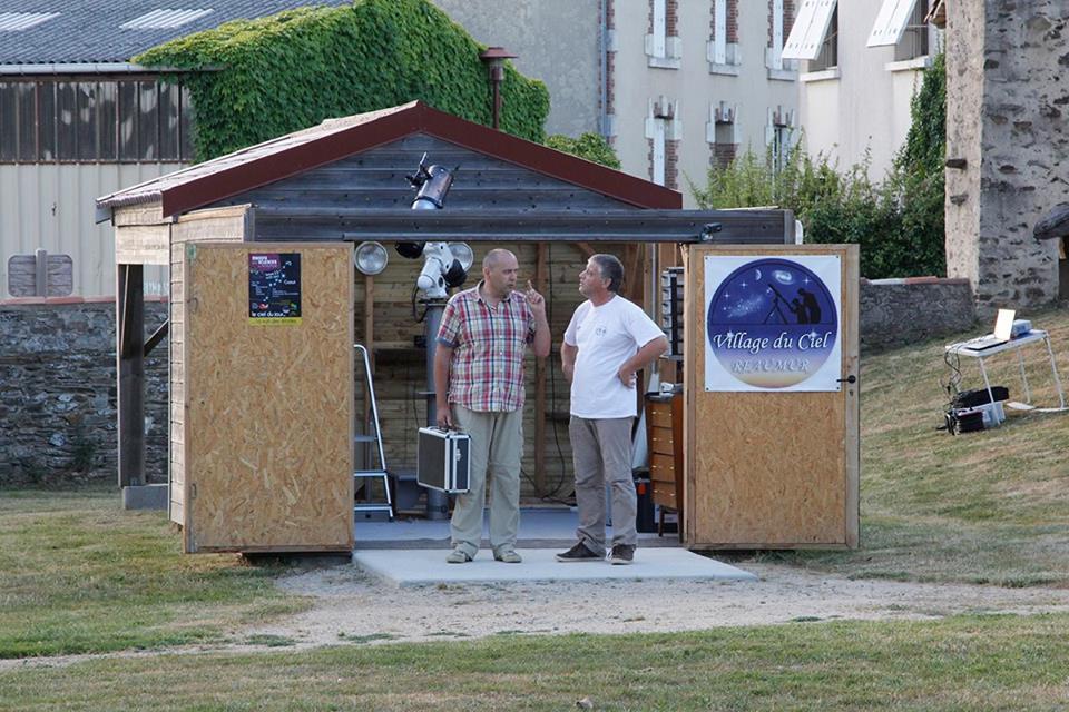 Village du ciel Nuit à la Belle Etoile 2015 - 4 Juillet (3)