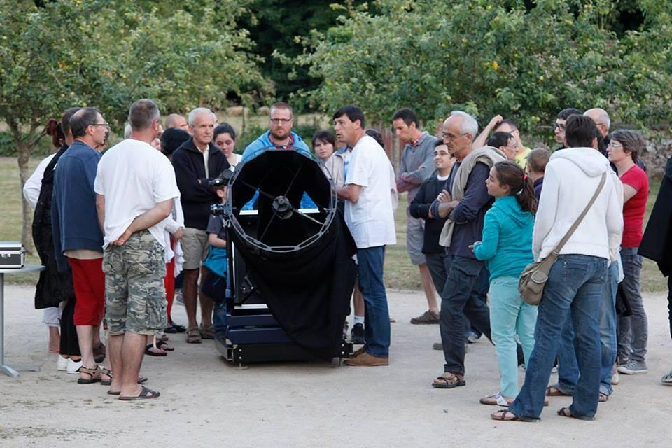 Village du ciel Nuit à la Belle Etoile 2015 - 4 Juillet (4)