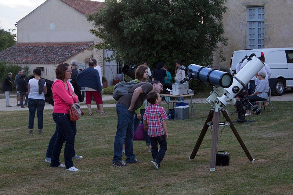 Village du ciel Nuit à la Belle Etoile 2015 - 4 Juillet (7-1)