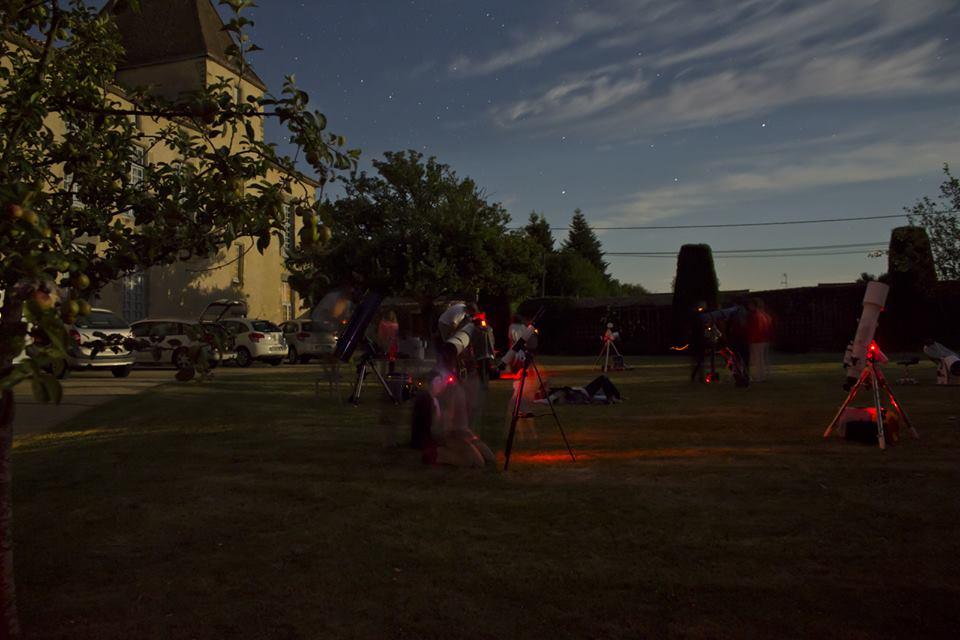 Village du ciel Nuit à la Belle Etoile 2015 - 4 Juillet (8)